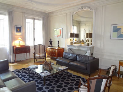 Sale Apartment Paris Courcelles - 124.14m2