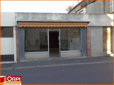 Location Local commercial Domérat