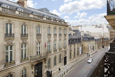 Paris VIIIe - Faubourg Saint-Honoré - Hermès