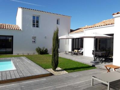 Villa 7/8 pièces - Talmont Saint Hilaire - Golf, port, plage