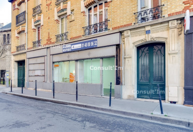 Location Boutique Clichy