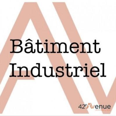 Vallée du gier (42): local industriel 2 800 m² - divisible