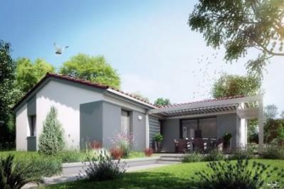 Maison  4 pièces + Terrain 400 m² Saint Paul Trois Châteaux (26130) par MAISONS LIBERTE (SAS)