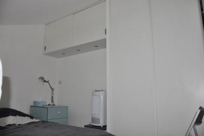 Studio en duplex avec balcon au 3ème étage