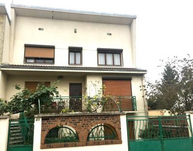 Pavillon 5 pièces avec jardin et garage