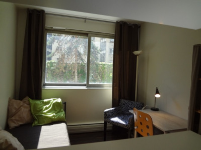 Location Appartement Paris Jasmin - 18m²