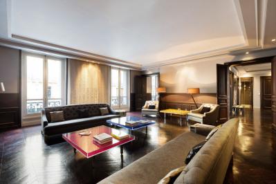 Paris 17th District – Rue de Prony.
