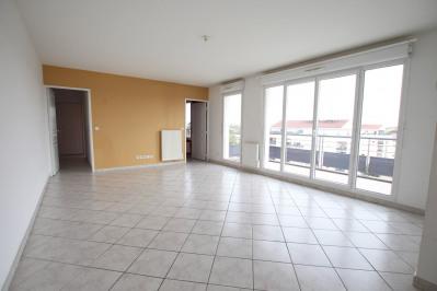 Appartement 83 m² au 6e et dernier étage avec ascenseur