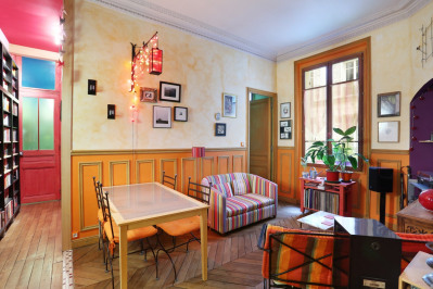 Paris IXe - Rue Turgot