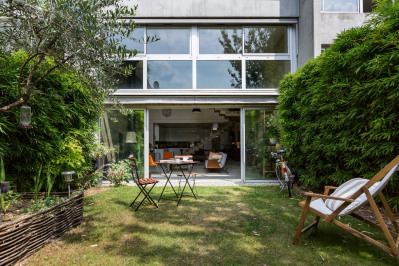 Loft d'exception de 168m² et son jardin