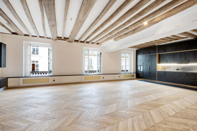 Paris 8th District – A superb apartment in a prime location.