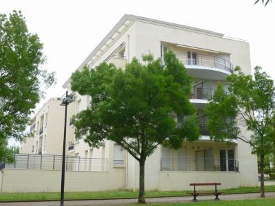 Nord de Caen quartier résidentiel
