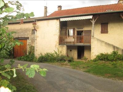 Maison de village 4 pièces
