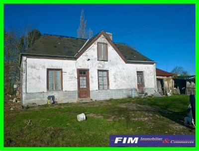 Maison à restaurer à la campagne 4470 m² de terrain