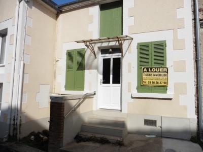 Maison de ville rénovée au centre du bourg de Chavignol