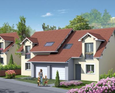 Maison neuve avec jardin - 3 min St Julien en Gnvs