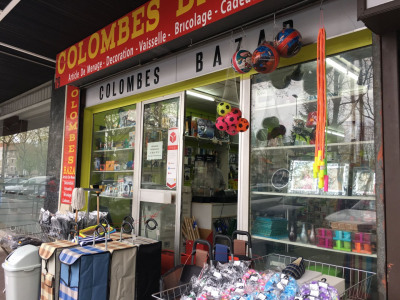 Location Boutique Colombes