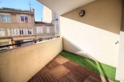 Rental apartment Marseille 7ème