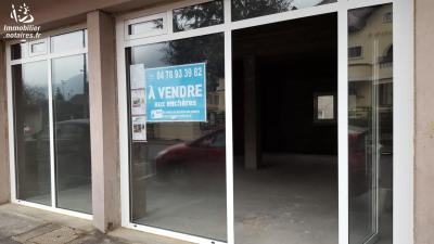 Vente Local d'activités / Entrepôt Cluses