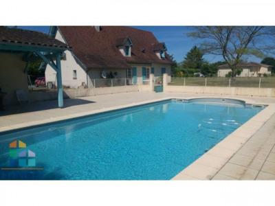 Maison de 186 m² avec piscine 10 X 5