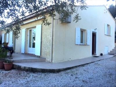Villa T4 en 1/2 étage
