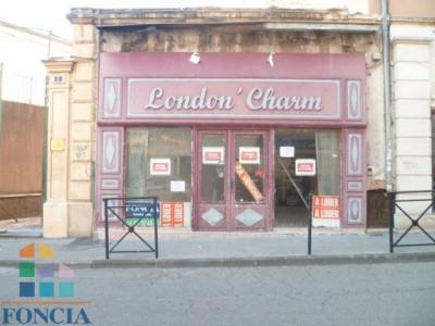 Location Local commercial Alès