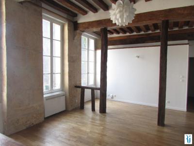 Appartement Hyper centre Rouen F2 bis 64.64 m²
