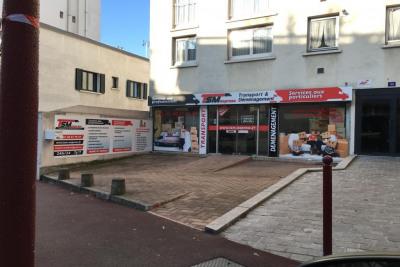 Location Local commercial Le Pré-Saint-Gervais