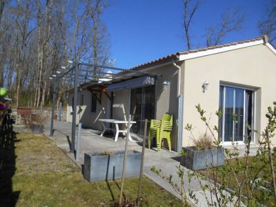 SECTEUR Saint SELVE maison récente parfait état 4 ch terrain