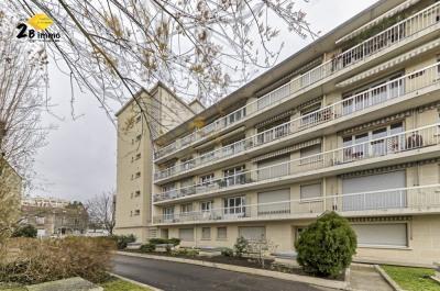 Appartement 3/4 pièces lumineux 82m²