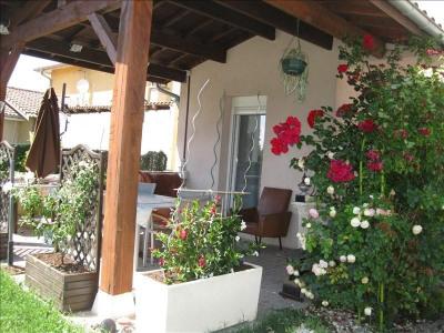 Maisont T3 avec jardin