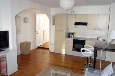 Appartement T2 meublé lumineux
