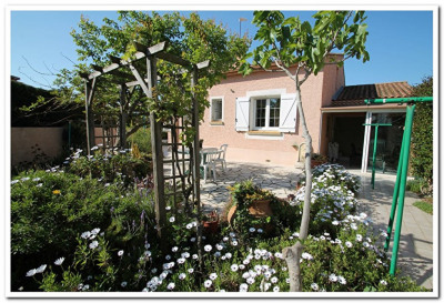 VILLA Plain-Pied à vendre, LE GRAU DU ROI - 4 pièce (s) - 115 m²