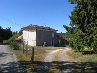 Maison sur 1,2 ha