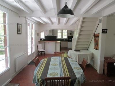 Vermietung von ferienwohnung haus Lacanau 495€ - Fotografie 3
