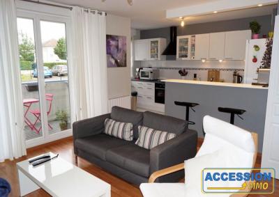 Appartement T3 Dijon TOISON avec balcon + terrasse 16 M² GARAGE