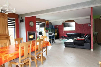 Beau pavillon 5 chambres à Fresnes les montauban - 289 000 euros