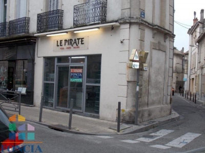 Vente Local commercial Avignon