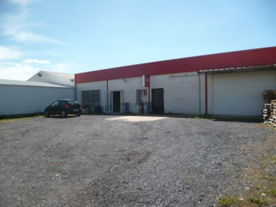 Vente Local d'activités / Entrepôt Saint-Thibéry