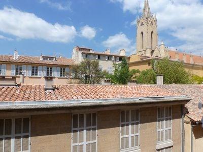 Rental apartment Aix en provence 527€ CC - Picture 2