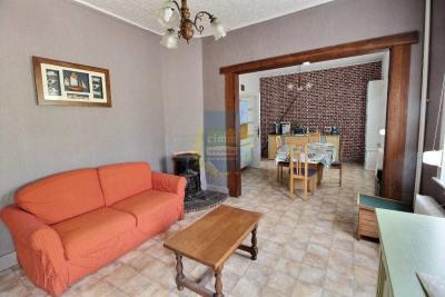 Plain pied 2 chambres à Courchelettes - 159 000 euros