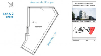 Location Boutique Carrières-sous-Poissy