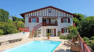 Maison basque 7 pièces