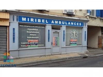 Vente Local commercial Miribel