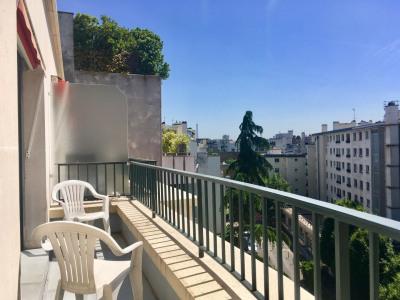 2 pièces + balcon