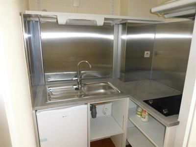Rental apartment Saint-jean-d'angély 300€ CC - Picture 2