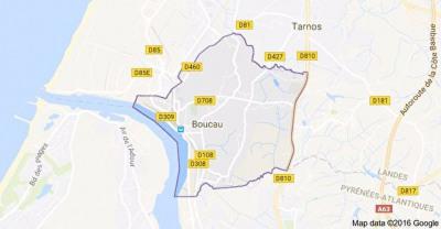 Location Bureau Boucau