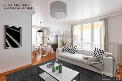 Vente - Appartement 4 pièces - 72,45 m2 - Champagne au Mont d'Or - Photo
