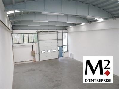 Location Local d'activités / Entrepôt Genay 0