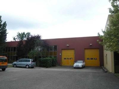 Location Local d'activités / Entrepôt Lingolsheim